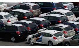 Выявлено 187 автомашин из Японии с повышенным радиационным фоном.