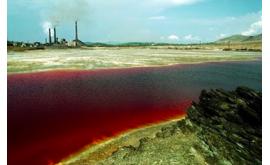 В Челябинской области ликвидировали озеро радиоактивных отходов