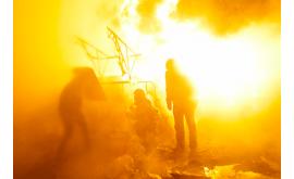 На пострадавшем от пожара эстонском заводе повысилась радиация