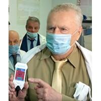 Жириновский проверил овощи и фрукты на нитраты